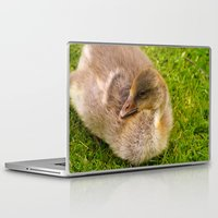 ryan gosling Laptop & iPad Skins featuring Gosling by GardenGnomePhotography