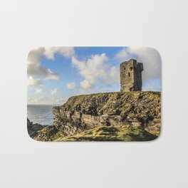 Travel to Ireland: Watching Over the Cliffs of Moher Bath Mat