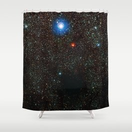 Coalsack Nebula Shower Curtain