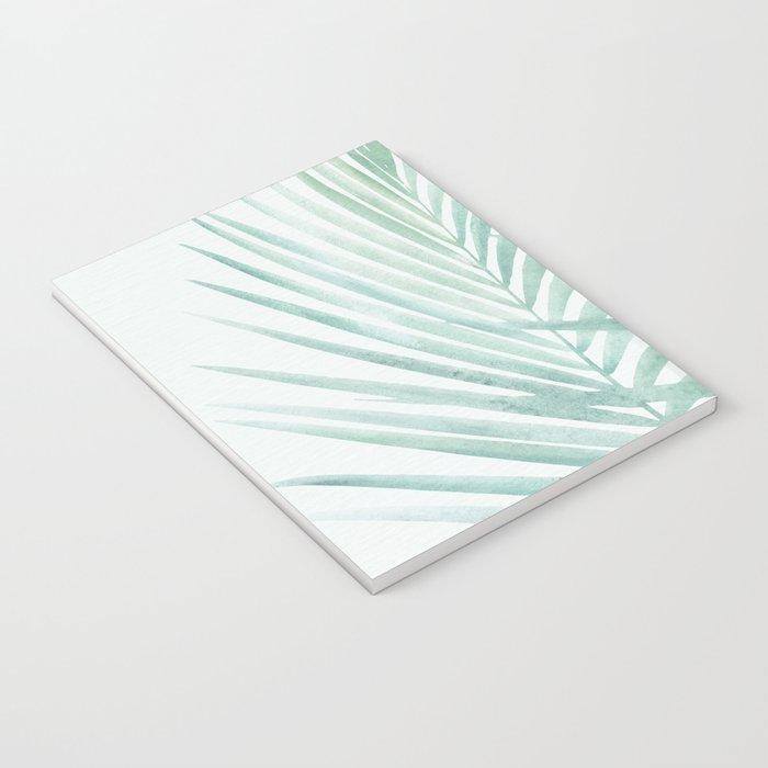 Cool Minty Tropics Notebook