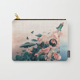 Watermelon&Black cock Carry-All Pouch