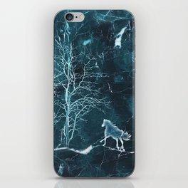 Marble Scenery iPhone Skin