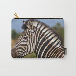 Zebra - Africa wildlife Carry-All Pouch