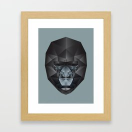 The Animals - Gorilla Framed Art Print