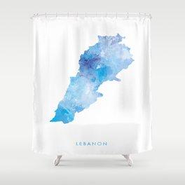 Lebanon Shower Curtain