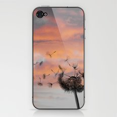 And the days went by iPhone & iPod Skin