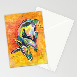 Earth Pig (Aardvark) Stationery Cards