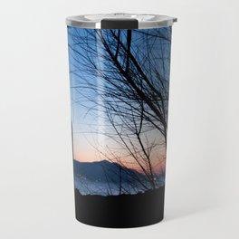 Romantic sunset Travel Mug