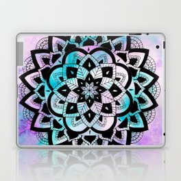 Twilight Mandala Laptop & iPad Skin