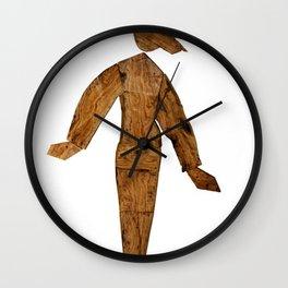 pippi Wall Clock