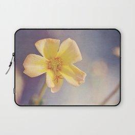 A Little Yellow Flower Laptop Sleeve
