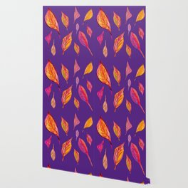 Fall pattern, autumn pattern, Wallpaper