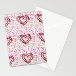 Intertwining LOVE... Stationery Cards