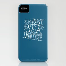 Lost at Sea iPhone (4, 4s) Slim Case