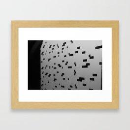 No Light Without Darkness #7 Framed Art Print