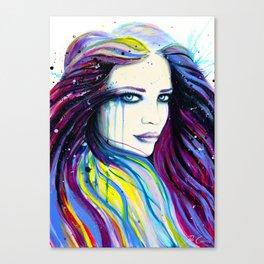 -Miss Universe- Canvas Print