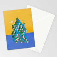 Ecubesystem Stationery Cards