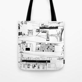North Philadelphia Tote Bag