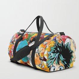 My Hero Academia Characters v1 Duffle Bag