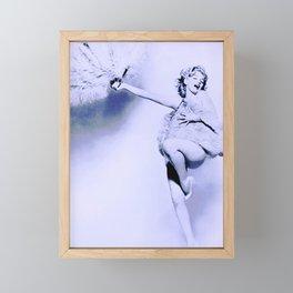 MARILYNMONROE POSTER Framed Mini Art Print