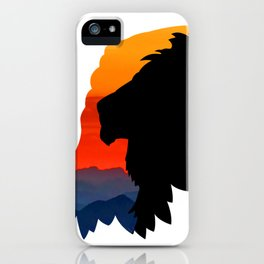 Griffon Rider iPhone Case