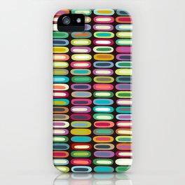 New York lozenge chocolate iPhone Case
