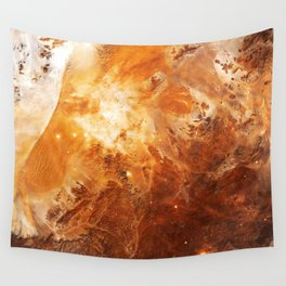 Celestial Fires of Namibia Wall Tapestry