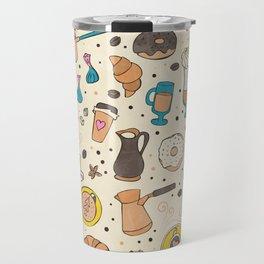 Spicy coffee Travel Mug