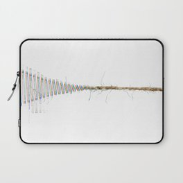Quantum String/Wave Laptop Sleeve