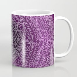 Envisioning on Black Background Coffee Mug