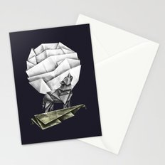 Wolfpaper Stationery Cards