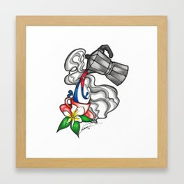 Cuba Libre Framed Art Print