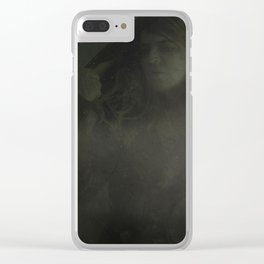 Spellcaster & Relomia II Clear iPhone Case