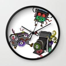 Snapshot (ANALOG zine) Wall Clock