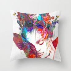 Deeper Throw Pillow