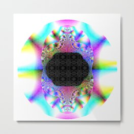 Eye - Auge  (A7 B0139) Metal Print