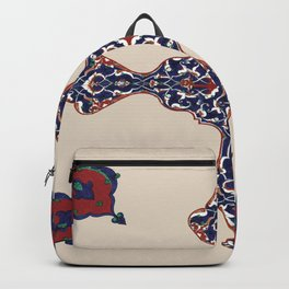 Iranian pattern Backpack