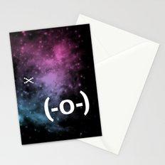 Typospacechase Stationery Cards