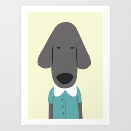 ANIMALS - Azumi Art Print