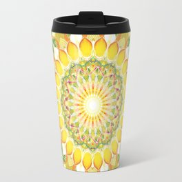 Divine Creation Mandala Travel Mug