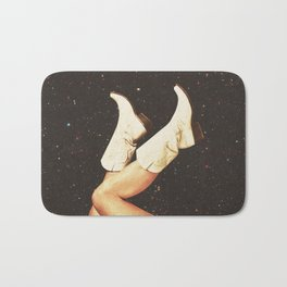 These Boots - Space Bath Mat