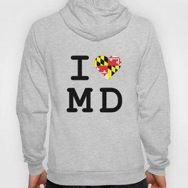 I Heart MD Hoody