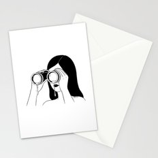 You're so far away Stationery Cards