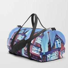 Hotel of the Slow Death - Harrow - London Duffle Bag