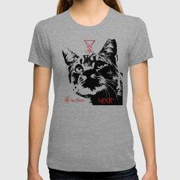CAT METAL : Lucifurr - SIGIL T-shirt