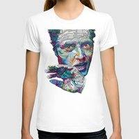 christopher walken T-shirts featuring christopher walken portrait  by Godhead