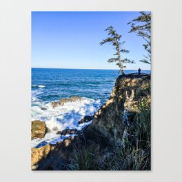 Cape Arago State Park - Oregon Coast Canvas Print