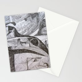Pathways 11 Stationery Cards