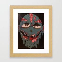 Come Melt With Me Framed Art Print