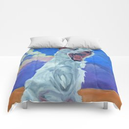 Special Needs Pippin Dog Portrait Comforters